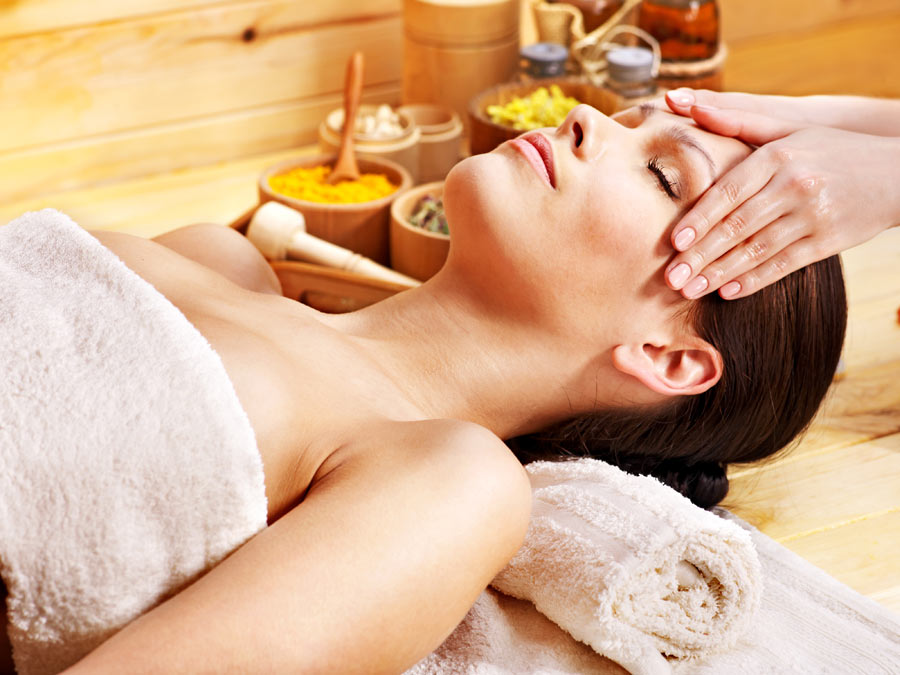 Massage or Facial with Hand Treatment