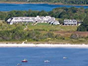 AAA Four-Diamond Oceanfront Maine Resort with Breakfast