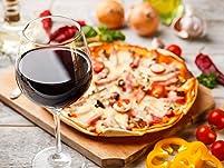 Pizza and Wine at Rizzo's Fine Pizza