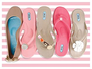 Free Coupon for $10 to Spend on Flats, Shoes, and Sandals at Oka-B.com