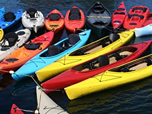 Guided Kayak Tour for One or Two