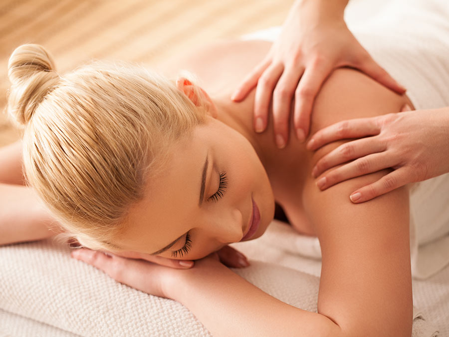 One or Three One-Hour Massages
