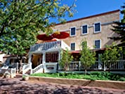 Historic Santa Fe Getaway with Overnight Parking