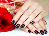 Gel Manicure or New York Dry Cut at BeautyLounge
