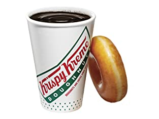 Punch Card for Krispy Kreme Doughnuts & Drinks