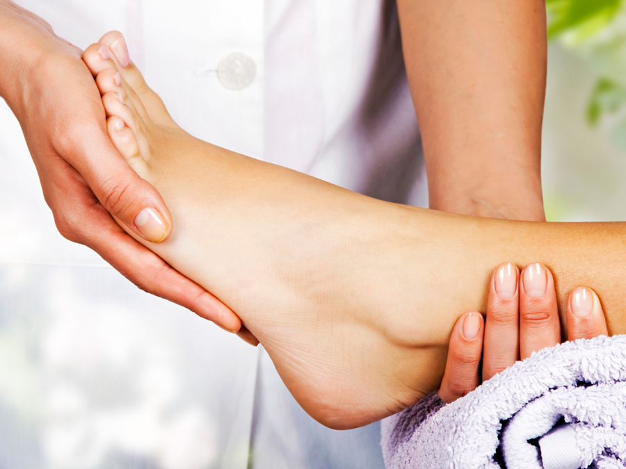 One-Hour Foot Massage: One or Three