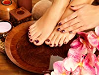 Mani/Pedi and Massage