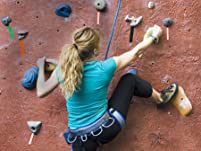 Indoor Rock Climbing: Five Visits or One Month