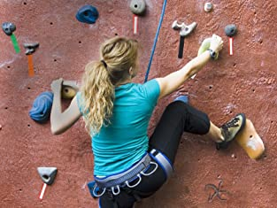Unlimited Climbing Membership and Lesson