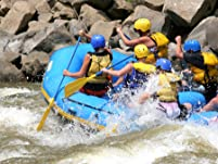 Sauk River White-Water Rafting Trip