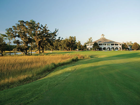 Golf for Two at Dunes West Golf Club