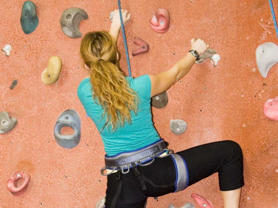 All-Day Indoor-Climbing Package for Two