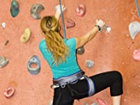One-Day Pass for Indoor Rock Climbing with Belay Class Included