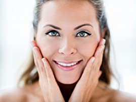 Hydrafacial or Radio Frequency Treatment and Pro-Light Therapy