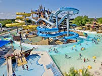 Schlitterbahn One-Night Stay including Water Park Passes for Four