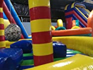 Four All-Day Jump Sessions at Bounceeez