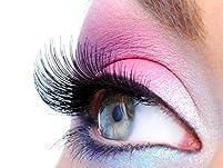 Full Set of Mink Eyelash Extensions