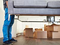 Moving Services: 60 or 90 Minutes with Two Movers