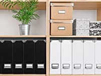 Home Organization: Two or Three Hours