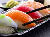Sushi Sashimi Dinner for Two at Wasabi Fusion