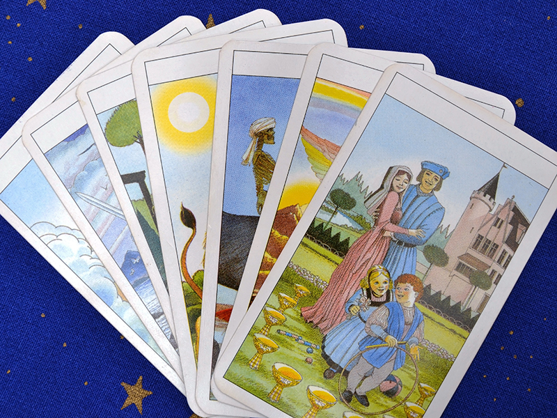 30-Minute Tarot Card Reading