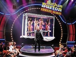 Ticket to a Nathan Burton Comedy Magic Show