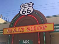 Route 66 Malt Shop: $20 to Spend or Punch Card
