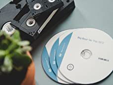 Videotape-to-DVD Conversion with Digital Files