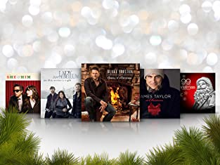 Coupon for $3 Off Select Holiday Albums on Amazon MP3