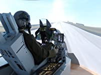 F-16 Flight Simulator Experience