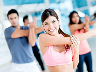 Fitness Class Package: 12 or 24