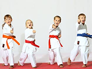 Three Children's Tae Kwon Do Classes