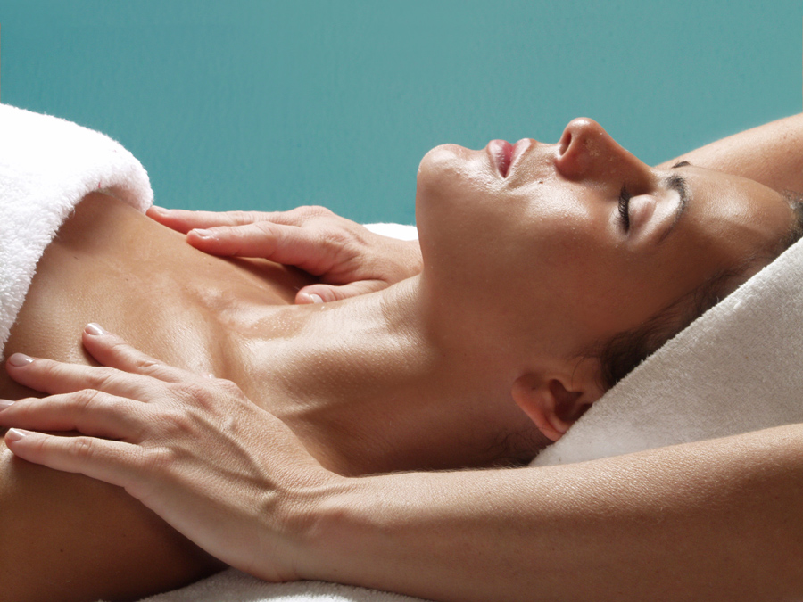Massage with Optional Aromatherapy and Scrub