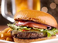 TPR Burger: $10 to Spend