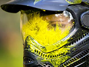 Paintball Admission and Equipment Rental