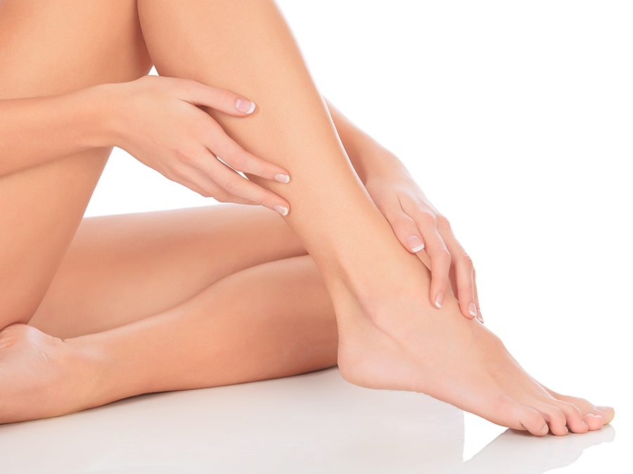 Laser Vein-Removal Treatment