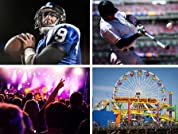 $35 to Spend on Dodgers, Angels, Galaxy, Hollywood Bowl Tickets and More