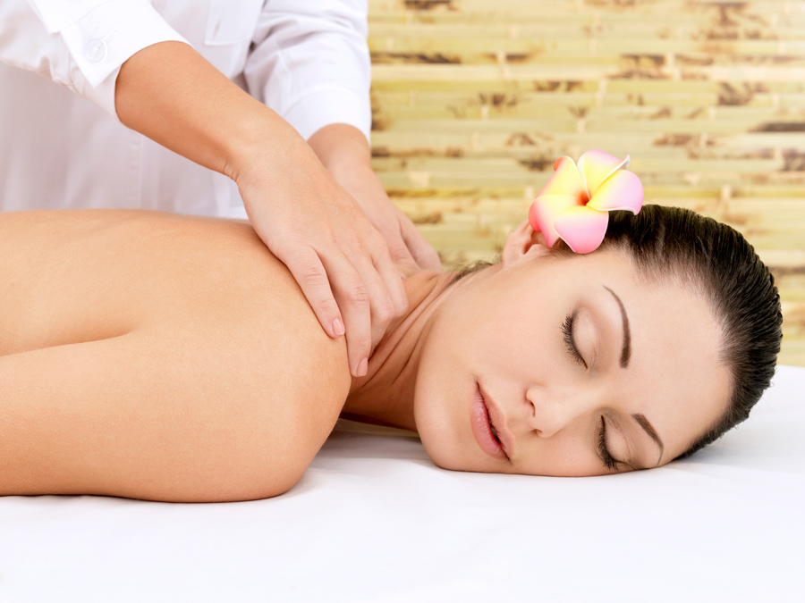 Massage and Consultation