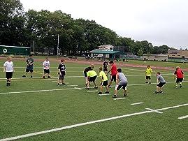 One-Week Hendricken Youth Football Camp