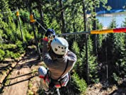 Zipline-Adventure Package for One or Two