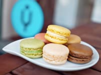 One Dozen French Macarons
