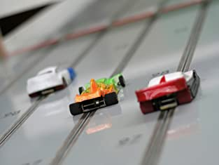 Slot Car Racing on Expert or Recreational Track