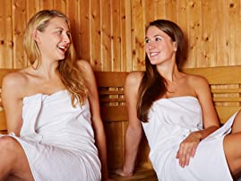 Three Infrared Sauna Sessions for Two