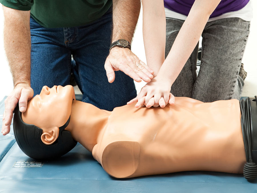 CPR, AED, and First Aid Certification Course
