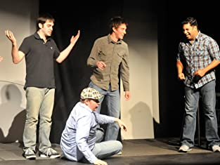 Improv Comedy Show: Admission for Two
