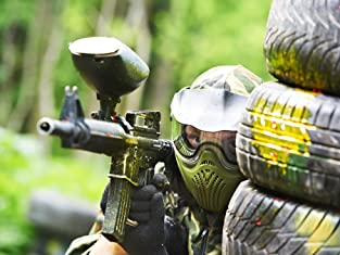 All-Day Paintball Package