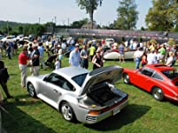Admission to the Radnor Hunt Concours d'Elegance