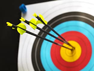One Hour Archery Experience or Competition Entry
