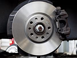 Brake Service or A/C Tune-Up