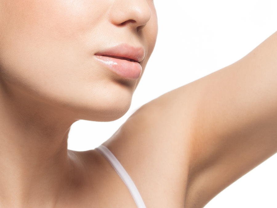 Six Laser Hair-Removal Treatments